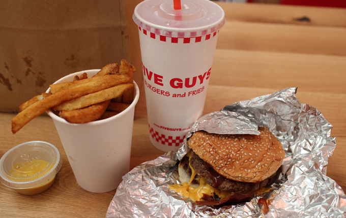Everypeoples Guide Five Guys