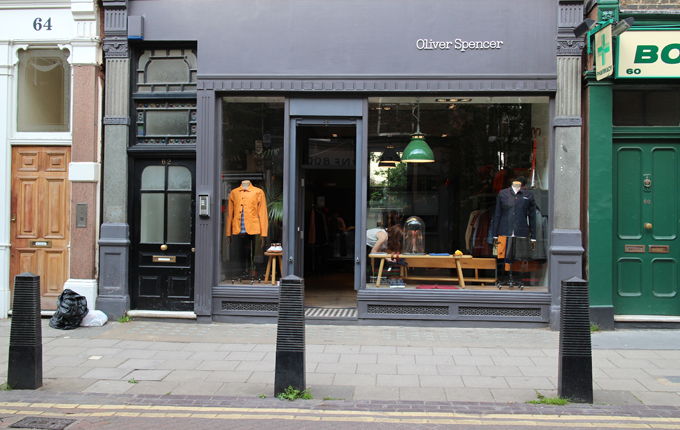Everypeoples Guide Oliver Spencer Lambs Conduit Street