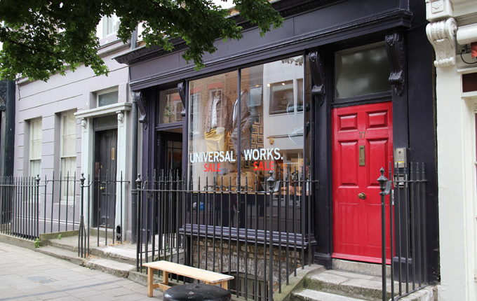 Universal Works Lambs Conduit Street