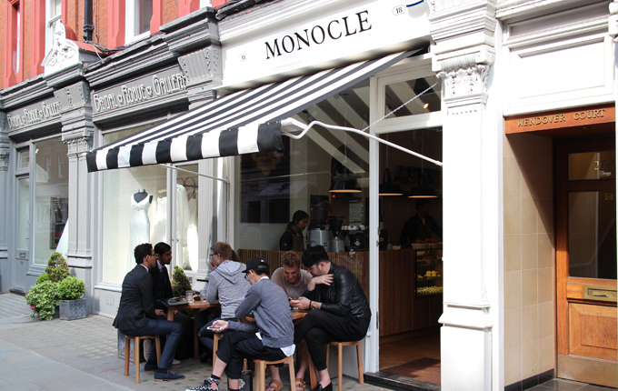 Everypeoples Guide Monocle Cafe