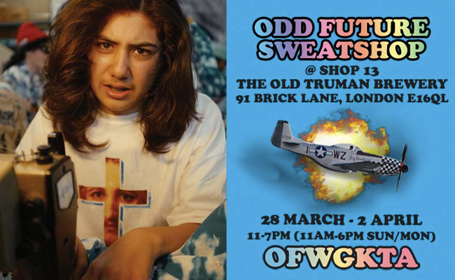 Odd Future Sweatshop