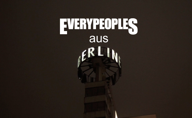 Everypeoples aus Berlin