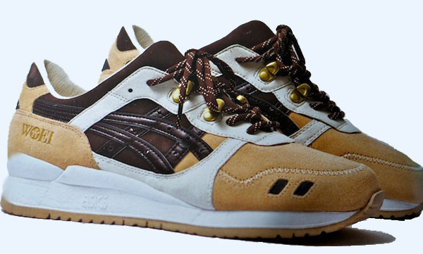 timeless design 2c8e9 9b8c6 Woei x Asics Gel Lyte III 'Cervidae' – First Look | Everypeoples